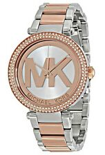 Michael Kors  Ladies Parker Two-Tone Watch  - MK6314