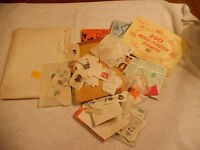 Big Batch of Miscellaneous Stamps Vintage 87J