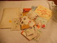 Big Batch of Miscellaneous Stamps Vintage 87J