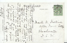 Genealogy Postcard - Mortimel? - Freshwater - Isle of Wight - 3922A