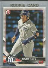 2018 Bowman GLEYBER TORRES-Rookie Card-#BP100-Yankees-Mint