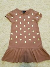 Gap Kids sz S 6-7 knit polka dot dress