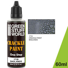 "Green Stuff World - bote de pintura Craquelante ""badlands"" 60ml"