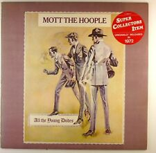 """12"""" LP - Mott The Hoople - All The Young Dudes - L7945 - cleaned"""