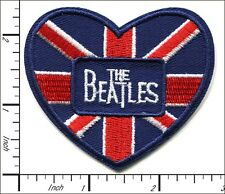 "20 Pcs Embroidered Iron on patches The Beatles 2.76""x2.36"" AP056cA"