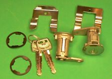 OLDER FORD 5 CUT Door Lock Set USES PRIMARY KEY NEW #DL15500