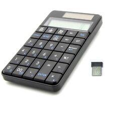 2in1 2.4GHz Wireless Calculator USB Numeric Keypad Numpad Number 29 keys PC