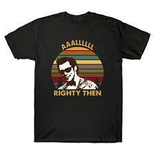 Ace Ventura Pet Detective Aaallllll Righty Then Vintage Men's T Shirt Funny Tee