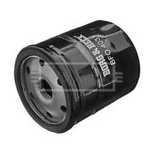 Fits Ford Fiesta MK6 ST150 Borg & Beck Screw-On Spin-On Engine Oil Filter