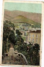 CPA Monte Carlo-Escalier allant de la gare aux jardins (234311)
