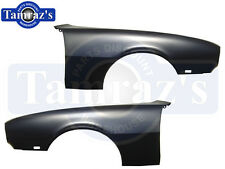 1968 Camaro RS Rally Sport Front Fender with no extensions PAIR - GOLDEN STAR