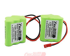 Vacuum Cleaner Dirt Devil Battery to Robot M608 Ni-MH Recharge 12V 2000mAh 2x5SW