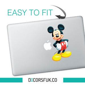 Mickey Mouse Macbook Stickers | Laptop stickers | Macbook Decals - Disney decals