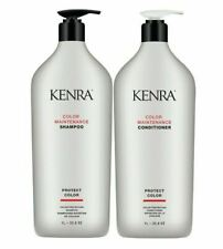Kenra Color Maintenance Hair Shampoo And Conditioner Liter Duo 33.8oz