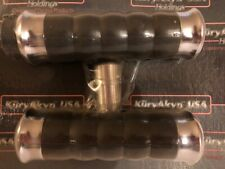 Kuryakyn Sabre Grips Dual Cable #6202