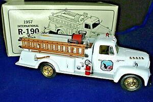 MINT Boxed 1st Gear 1957 International R190 Santa Barbara County Fire Department