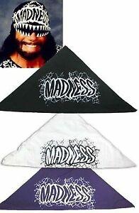 Madness Macho Man Randy Savage Adult Bandana