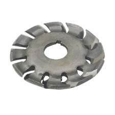 12-Teeth 16MM Hole 65MM Angle Grinder Disc Woodworking Tool Woodcarving Disc