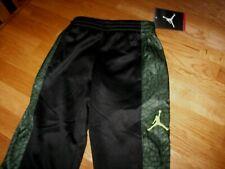 Michael Jordan Jump Man Therma-Fit Boy's Athletic Pants NWT Size 4 $40 Retail