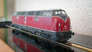 Piko H0 58142-1: Diesellokomotive BR 221 der DB, Ep. IV, DCC-SOUND, OVP