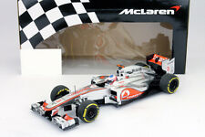 J. Button McLaren MP 4-27 Formel 1 2012 1:18 Minichamps