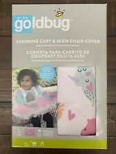 Goldbug Shopping Cart And High Chair Cover