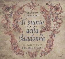 Monteverdi: Il pianto della Madonna, New Music