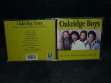OAKRIDGE BOYS : YOU'LL NEVER WALK ALONE (CD, 12 TRACKS) (128056 K)