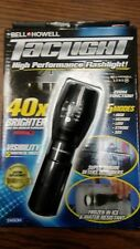 NEW Bell and Howell Taclight Elite As Seen On TV Tactical LED Flashlight Lantern