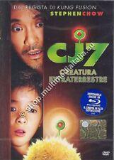 CJ7 CREATURA EXTRATERRESTRE * DVD NUOVO! *