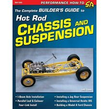 SA185P The Complete Builder's Guide to Hot Rod Chassis & Suspension Book Street