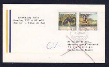 18369) TACV FF Zürich-Cabo Verde 2.4.99 ab F.L.