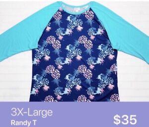 Lularoe 3XL Randy