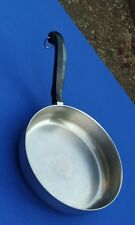 "Farberware 1942 Stainless Steel Aluminum Clad Bottom 8.25"" Skillet Fry Sauce Pan"