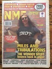 NME 11/9/93 The Wonder Stuff, Radiohead, Senser, Iggy Pop, Grant Lee Buffalo