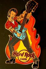 HRC Hard Rock Cafe Online Southern Series Guitar Player Dutch Auction LE100