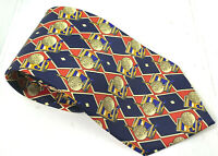 "ABSTRACT Rene Chagal Men's Tie 100% Polyester 3.75"" Width 60"" Length"