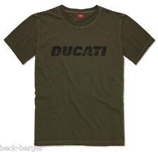 Ducatiana Vintage Logo short-Sleeved Green New
