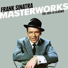 FRANK SINATRA - MASTERWORKS: THE 1954-61 ALBUMS 9 CD NEW+ BOX-SET