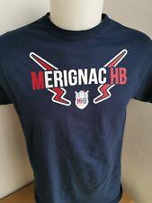 superbe  tee shirt  taille M handball merignac mhb
