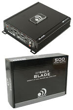 Massive Audio Amplifier BP500.2 Car Stereo 2 Channel 500W 2 OHM