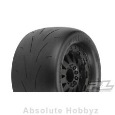 Pro-Line Prime 2.8 30 Series Mounted Tires w/F-11 Nitro Rear Wheels (Black) (2)