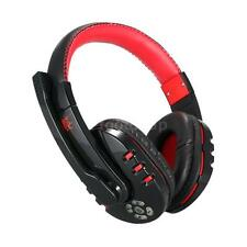 V8 Wireless Bluetooth Stereo Gaming Headset Headphone for Smartphone PC Laptop
