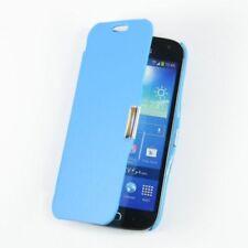 Fundas y carcasas lisos Para Samsung Galaxy S color principal azul para teléfonos móviles y PDAs