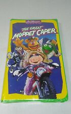 The Great Muppet Caper (VHS, 1995) NEW