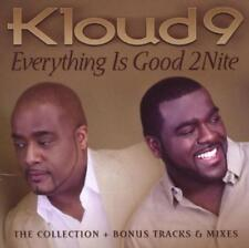 KLOUD 9 Everything Is Good 2Nite The Collection NEW & SEALED SOUL R&B CD MODERN