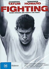 Fighting - Action / Boxing / Martial-Arts / Romance - Channing Tatum - NEW DVD