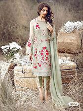 Pakistani designer salwar kameez party dresses indian bollywood suits for girls