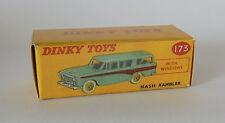 Repro Box Dinky Nr.173Nash Rambler Grau und beige