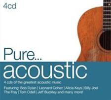 CD musicali acustici various